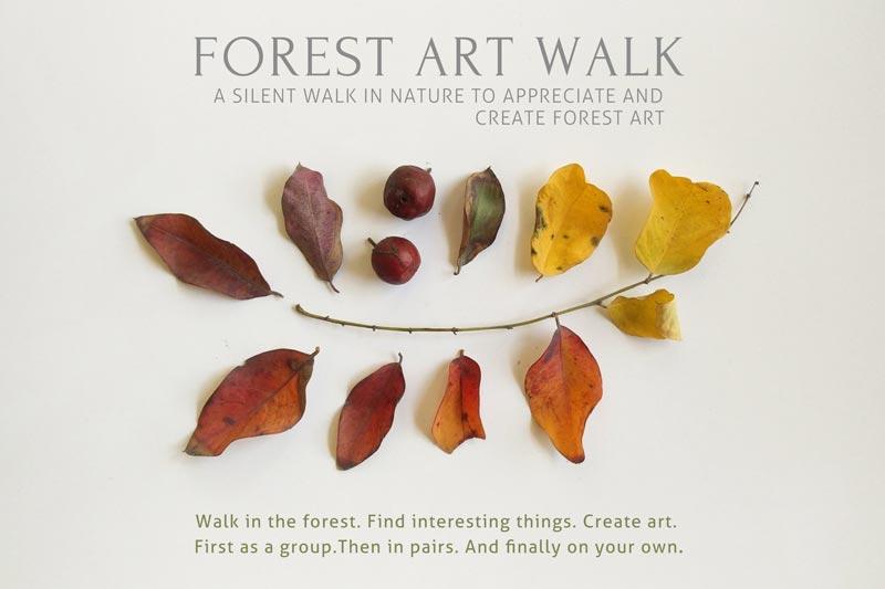 Art-of-nature-walk