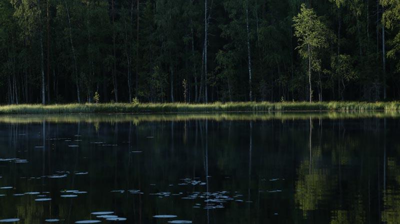 Lake-line