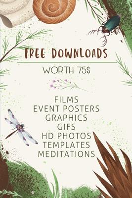 Healing Nature Walks - Free Downloads