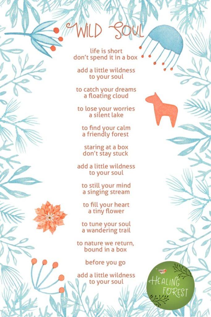 Nature Poem - Wild Soul